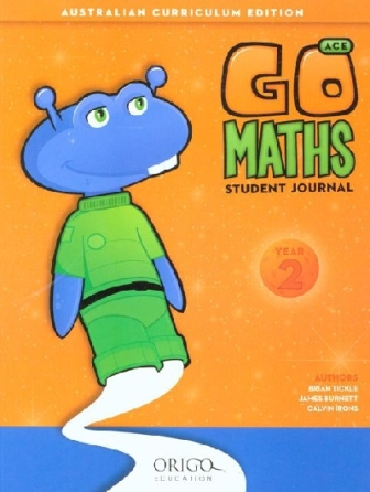 Image for Go Maths Student Journal Year 2 : Australian Curriculum Edition