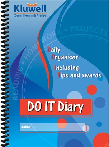 Image for Kluwell DO IT Diary 3rd Edition Daily Organiser Including Tips and awards