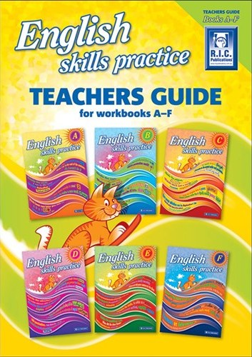 Image for English Skills Practice Teacher's Guide Books A-F  RIC-6226