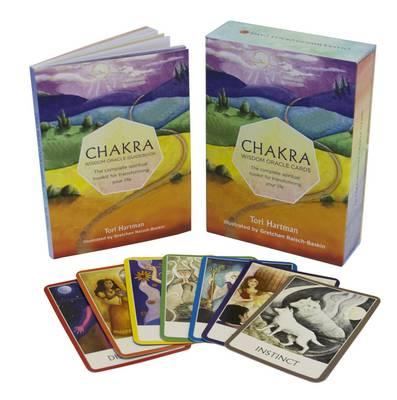 Image for Chakra Wisdom Oracle Cards: The Complete Spiritual Toolkit for Transforming Your Life