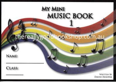 Image for My Mini Music Book 1