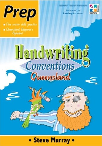 Image for Handwriting Conventions Queensland Prep 2nd Edition