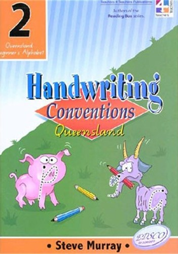 Image for Handwriting Conventions Queensland 2