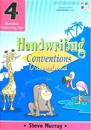 Image for Handwriting Conventions Queensland 4