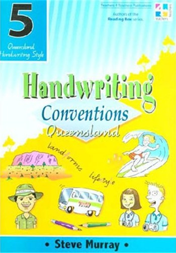 Image for Handwriting Conventions Queensland 5