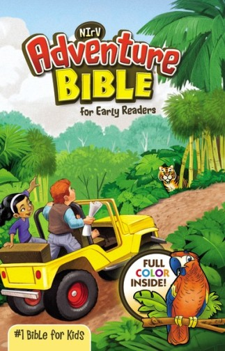 Image for NIrV Adventure Bible for Early Readers - Hardcover