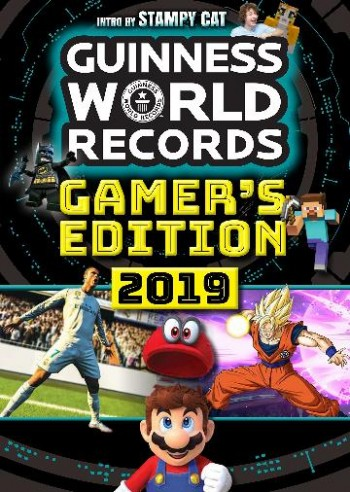 Image for Guinness World Records 2019 Gamer's Edition