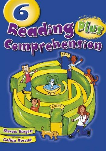 Image for Reading Plus Comprehension Book 6