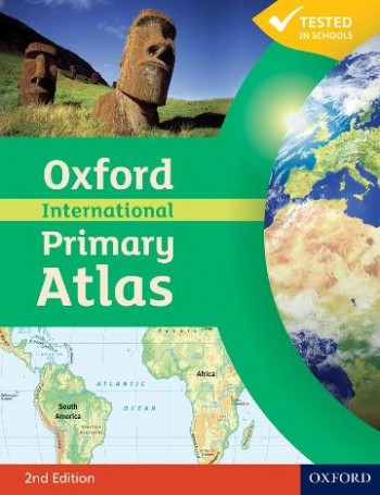Image for Oxford International Primary Atlas 2nd Revised Edition