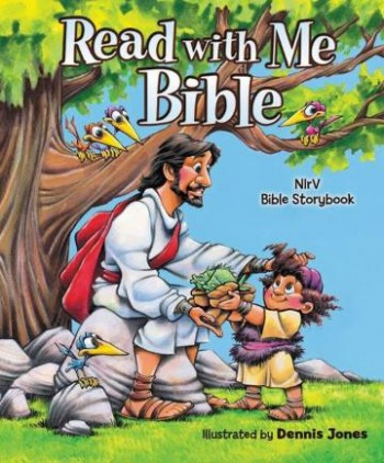 Image for NIrV Read With Me Bible *** TEMPORARILY OUT OF STOCK ***