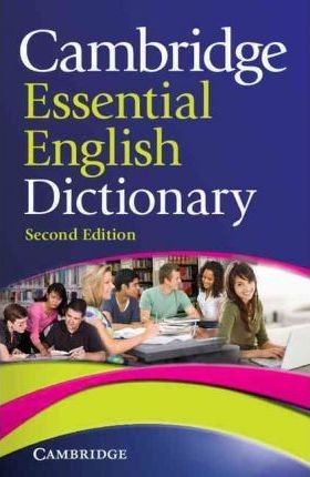 Image for Cambridge Essential English Dictionary 2nd Edition