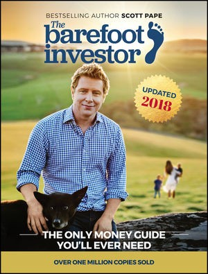 Image for The Barefoot Investor: The Only Money Guide You'll Ever Need [Updated 2018]