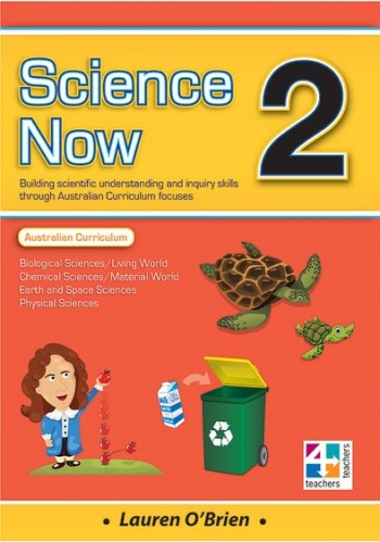Image for Science Now Year 2 Student Book