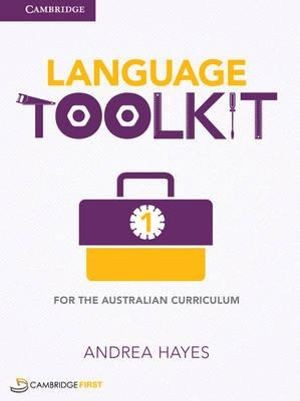 Image for Language Toolkit 1 for the Australian Curriculum