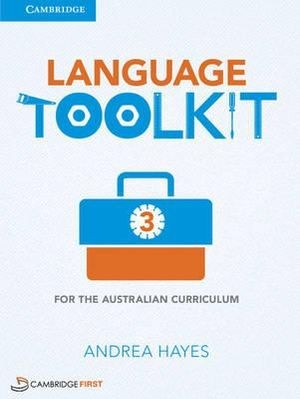 Image for Language Toolkit 3 for the Australian Curriculum