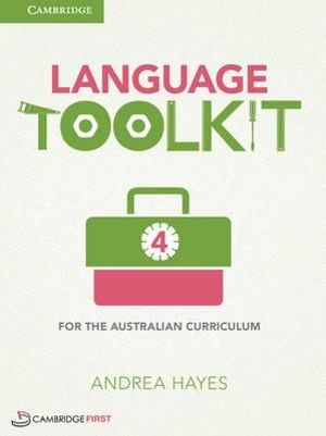 Image for Language Toolkit 4 for the Australian Curriculum