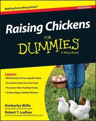 Image for Raising Chickens For Dummies Second Edition