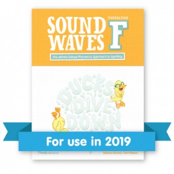 Image for Sound Waves F Foundation Student Book