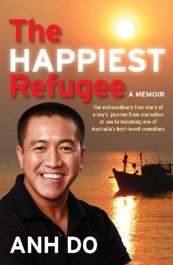 Image for The Happiest Refugee: A Memoir
