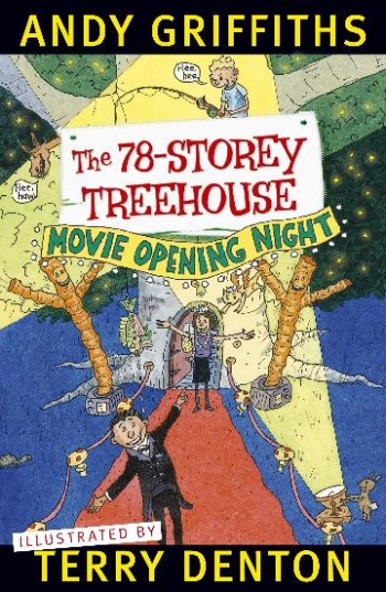 Image for The 78-Storey Treehouse #6 Treehouse Series