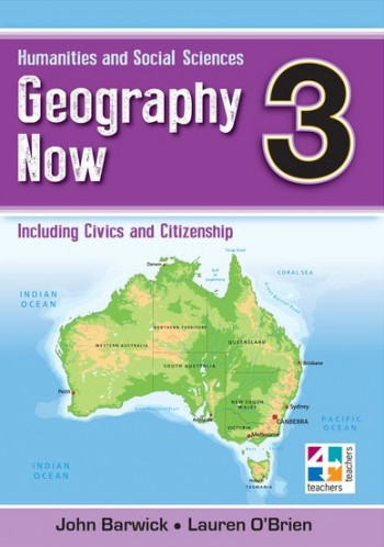 Image for Geography Now Year 3 Student Book