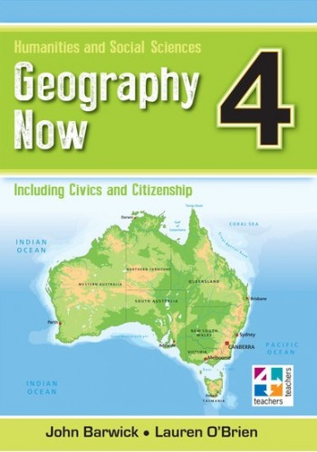 Image for Geography Now Year 4 Student Book