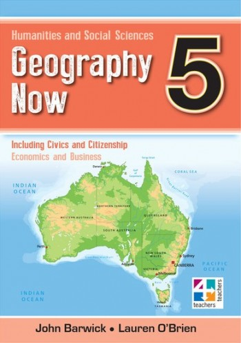 Image for Geography Now Year 5 Student Book