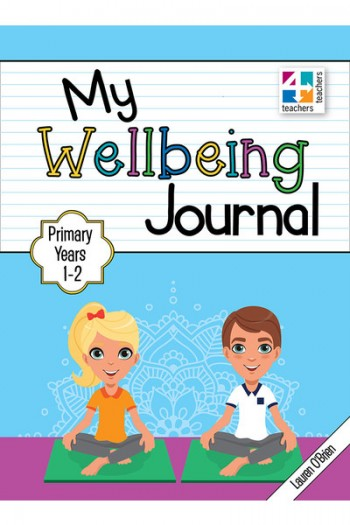 Image for My Wellbeing Journal Primary Years 1 - 2