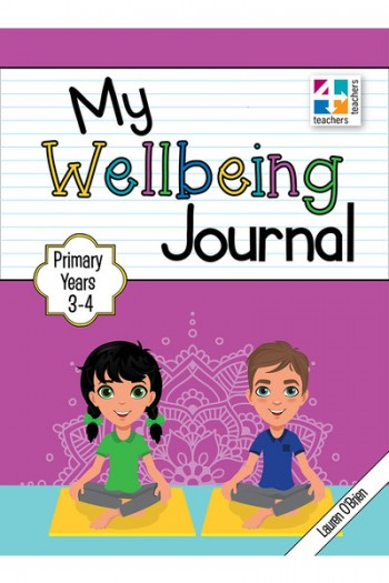 Image for My Wellbeing Journal Primary Years 3 - 4