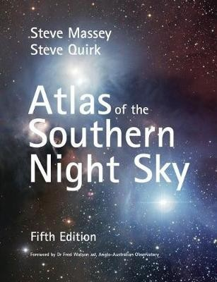 Image for Atlas of the Southern Night Sky Fifth Edition