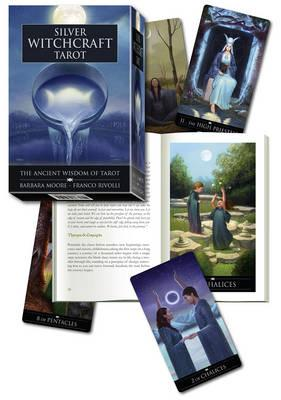 Image for Silver Witchcraft Tarot Kit: Book and Cards Set