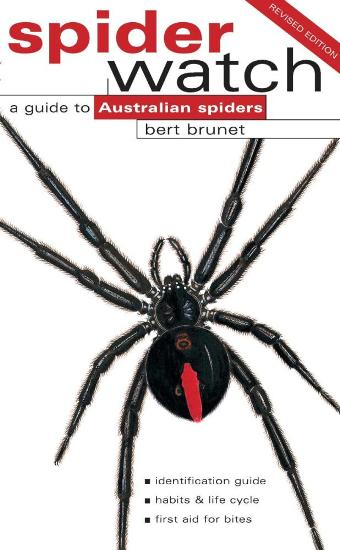 Image for Spiderwatch: A Guide to Australian Spiders: A Guide to Australian Spiders Revised Edition