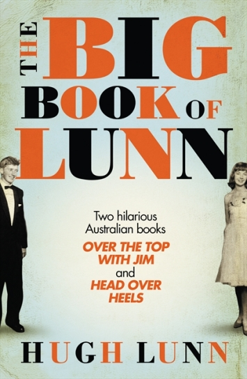 Image for The Big Book of Lunn 2in1 Over the Top with Jim / Head over Heels
