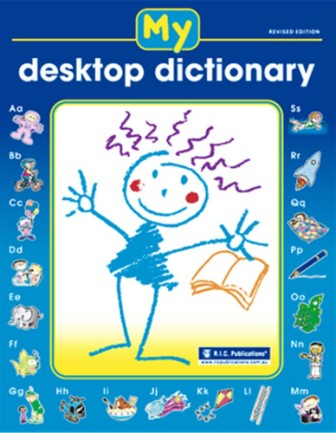 Image for My Desktop Dictionary : Revised Edition (ages 5-8) RIC-1111