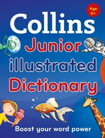 Image for Collins Junior Illustrated Dictionary 2nd Edition