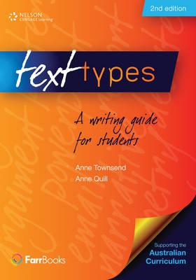 Image for Text Types 2nd Edition A Writing Guide for Students