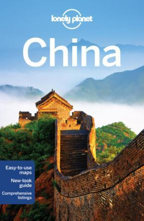 Image for China 14th Edition Lonely Planet Travel Guide