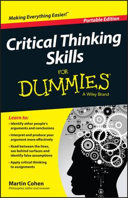 Image for Critical Thinking Skills For Dummies