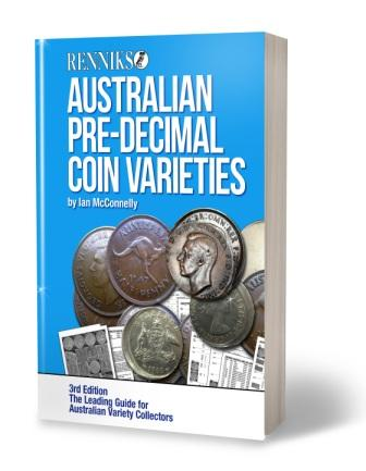 Image for Renniks Australian Pre Decimal Coin Varieties 3rd Edition