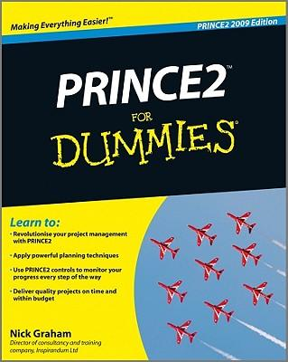 Image for Prince2 for Dummies, 2009 Edition