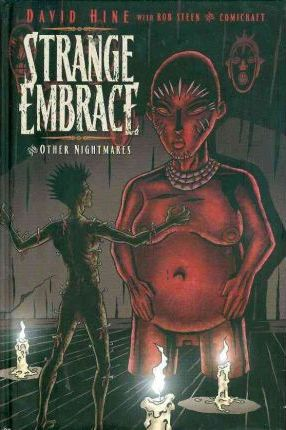 Image for Strange Embrace and Other Nightmares [used book]