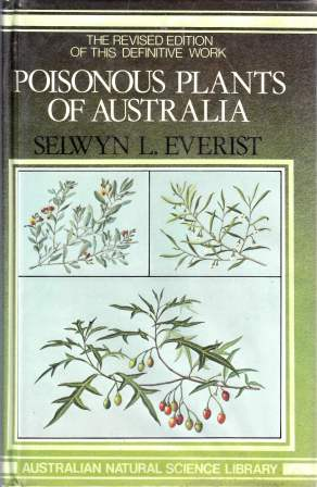 Image for Poisonous Plants of Australia Revised Edition [used book][ex-library][rare]