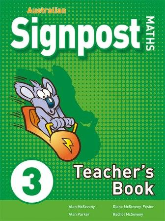 Image for Australian Signpost Maths 3 Teacher's Book (3e)